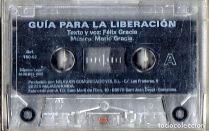 GUÍA PARA LA LIBERACIÓN (FÉLIX GRACIA) (Música - Casetes)