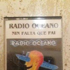 Casetes antiguos: CINTA RADIO OCÉANO RNE 1986. Lote 148959462