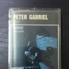 Casetes antiguos: PETER GABRIEL  BIRDY VIRGIN  D 406995 CASSETTE CASETE PRECINTADO ORIGINAL. Lote 149360334