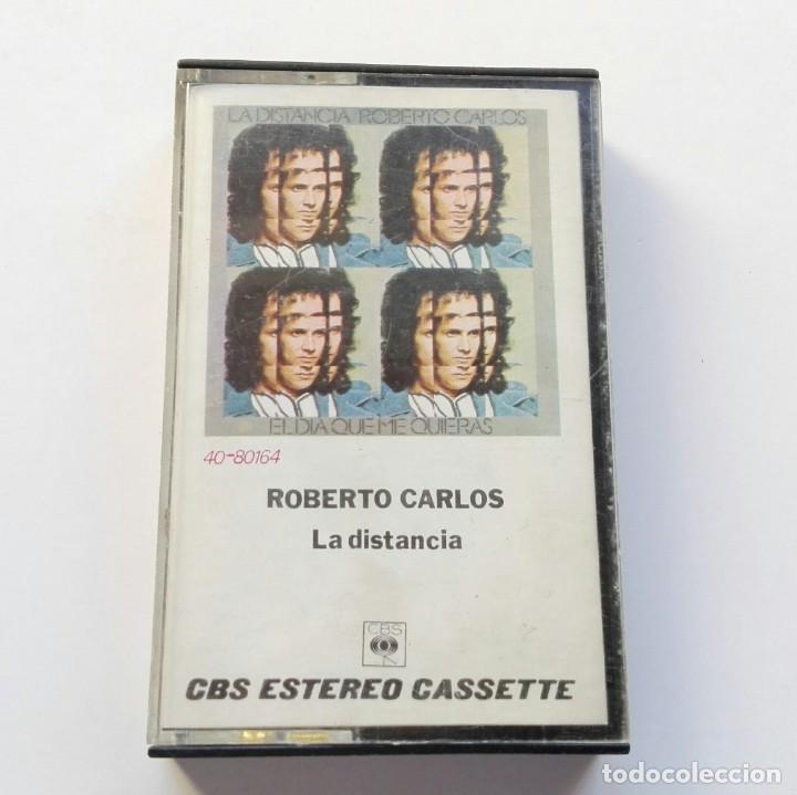 Roberto Carlos La Distancia Cintas De Cassett Vendido En Venta Directa 150169842