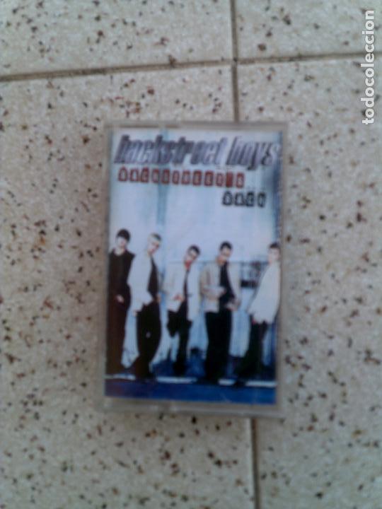 CASETE DE BACKSTREET BOYS ,BACKSTREETS BACK (Música - Casetes)