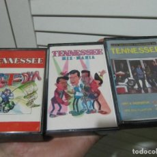 Casetes antiguos: LOTE 3 CASETTES DE TENNESSEE. Lote 150312106