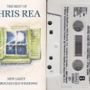 Casetes antiguos: CHRIS REA - THE BEST OF CHRIS REA - CINTA DE CASETE - CASSETTE TAPE. Lote 150453670