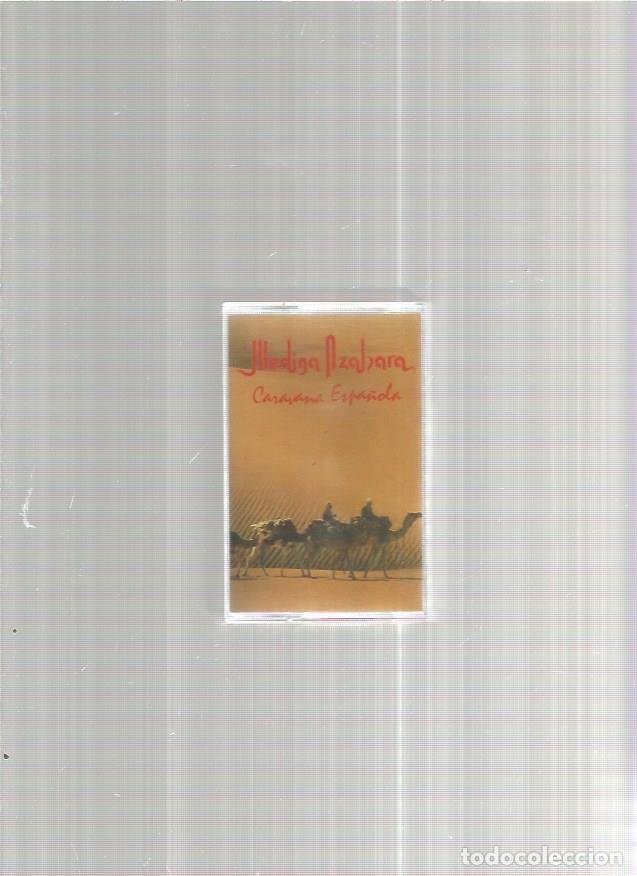 MEDINA AZAHARA CARAVANA (Música - Casetes)