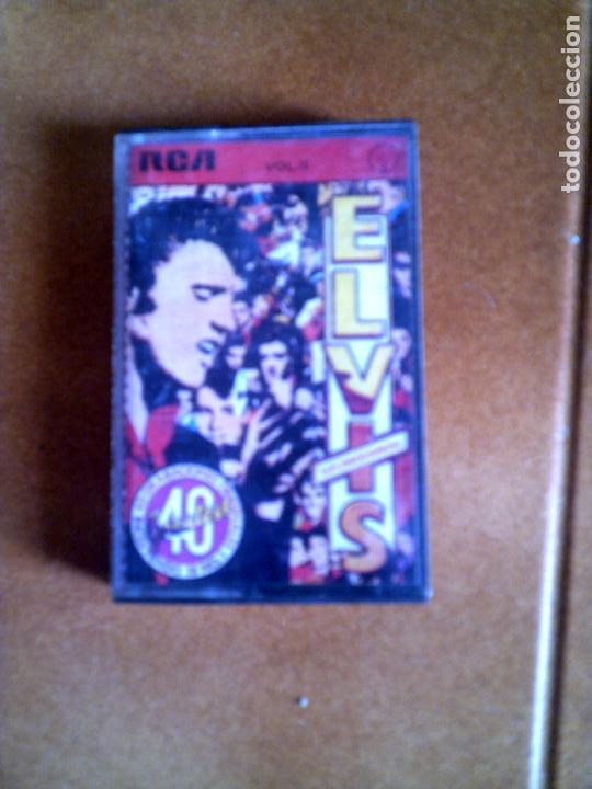 CASETE DE ELVIS PRESLEY 40 GREATEST VOL,2 (Música - Casetes)