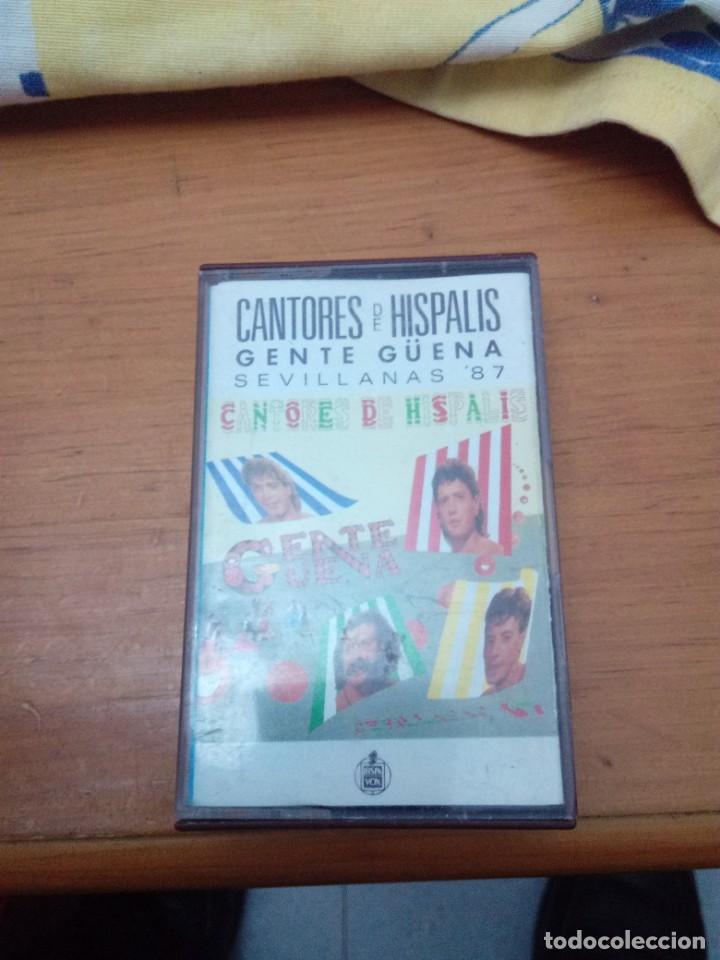 CANTORES DE HISPALIS. GENTE GÜENA. C19F (Música - Casetes)