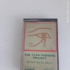 Casetes antiguos: CASSETTE THE ALAN PARSONS PROJECT - UN OJO EN EL CIELO - 10 TEMAS - ARISTA - 1982. Lote 151010898