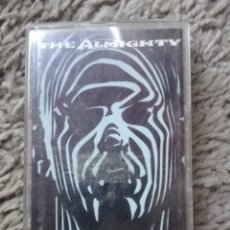 Cassette antiche: THE ALMIGHTY-POWERTRIPPIN. Lote 151619378