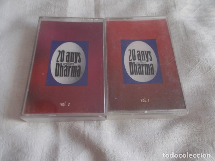 COMPANYIA ELÈCTRICA DHARMA 20 ANYS DHARMA VOL, 1 (Música - Casetes)