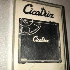 Casetes antiguos: CINTA DE CASSETTE - CASETE - CICATRIZ - 4 AÑOS, 2 MESES Y 1 DÍA - ZICA RECORDS 1991 - SELLO PROPIO. Lote 152493214