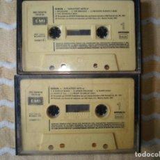 Casetes antiguos: CASETES DE QUEEN GREATEST HITS II EDICION ESPAÑOLA . Lote 152647818
