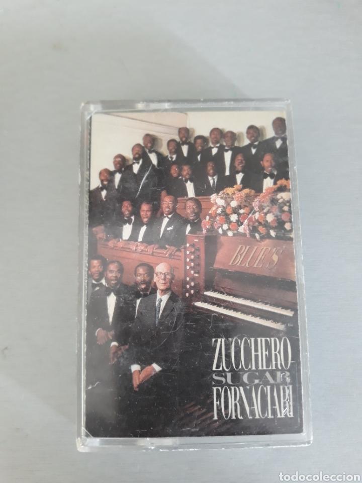 CASETE ZUCCHERO (Música - Casetes)