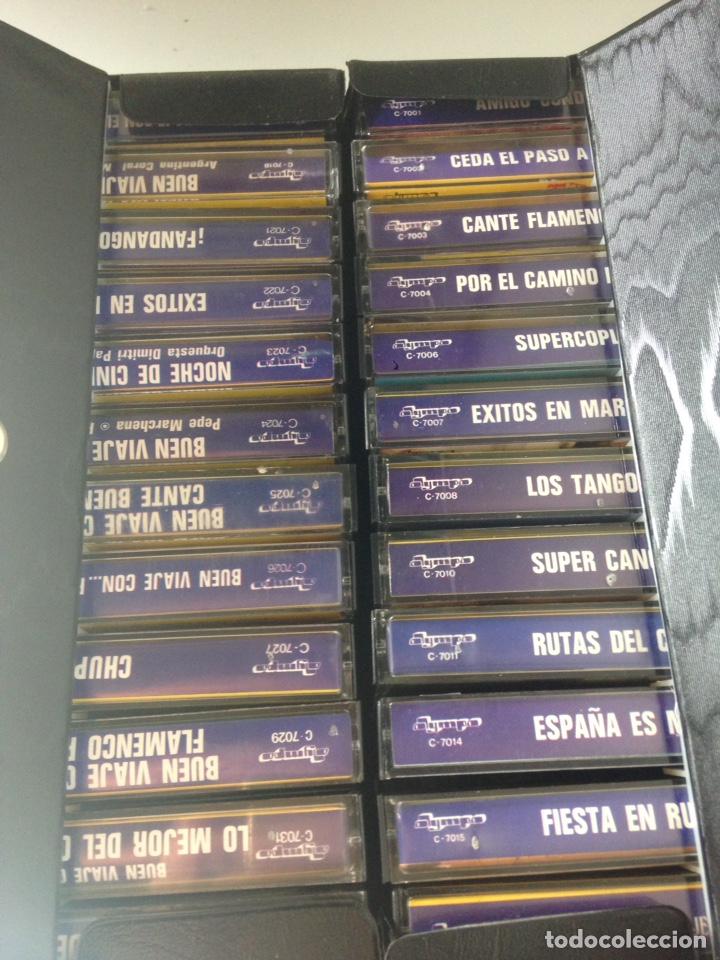 COLECCIÓN CASSETTE - SERIE CONDUCTOR - 24 CASSETTE (Música - Casetes)