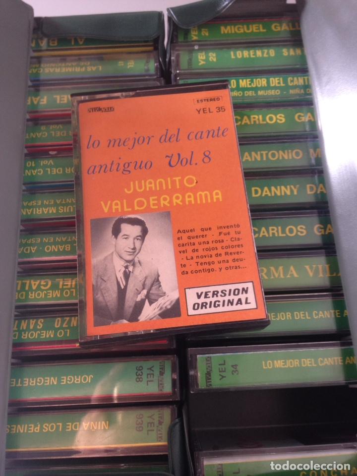 Casetes antiguos: COLECCIÓN CASSETTE - SERIE YEL 1 - 24 CASSETTES - Foto 5 - 153901322