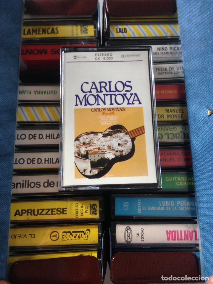 Casetes antiguos: COLECCIÓN CASSETTES - GUITARRAS VARIAS, ORGANILLO ETC - 24 CASSETTES - Foto 4 - 154018789