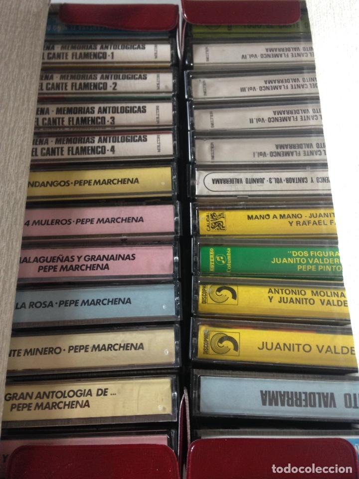 COLECCIÓN CASSETTE - MARCHENA Y VALDERRAMA (Música - Casetes)