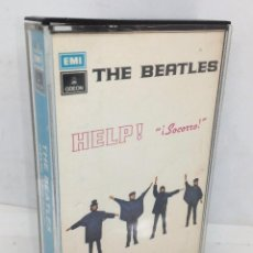 Casetes antiguos: THE BEATLES. HELP ! . Lote 154321306
