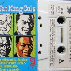 Casetes antiguos: NAT KING COLE - ÉXITOS DE NAT KING COLE. Lote 155712194