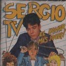 Casetes antiguos: SERGIO TV. CASE-16579 ,2. Lote 158792961