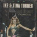 Casetes antiguos: ROCK ME BABY. A COLLECTOR´S CLASSIC. IKE AND TINA TURNER. CASE-16582 ,3. Lote 156875646