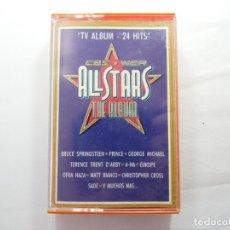 Casetes antiguos: CASETE ALL STARS THE ALBUM REF: 2-39. Lote 157000382