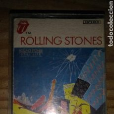Casetes antiguos: ROLLING STONES STILL LIFE CASETE. Lote 158929385
