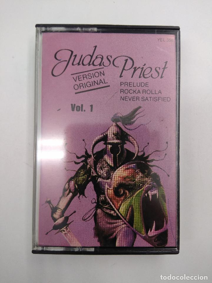 CASETE HEAVY METAL/JUDAS PRIEST/VOL 1. (Música - Casetes)