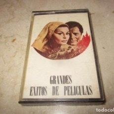 Casetes antiguos: PALOBAL ORQUESTAL Nº 5 - GRANDES EXITOS DE PELICULAS - PALOBAL 1971. Lote 159922690