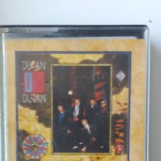 Casetes antiguos: DURAN DURAN - SEVEN AND THE RAGGED TIGER. Lote 160506554