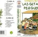 Casetes antiguos: CARNAVAL DE CADIZ 2001 CASETE CHIRIGOTA LAS GITANAS PEJIGUERAS. . Lote 160545318