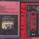 Casetes antiguos: THE REST OF STATUS QUO CASSETTE 1976 BELTER SPAIN. Lote 160638782