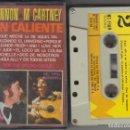 Casetes antiguos: LENNON & MCCARTNEY EN CALIENTE CASSETTE THE STUDIO GROUP 1977 SPAIN. Lote 160639718