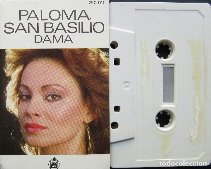 PALOMA SAN BASILIO - DAMA (Música - Casetes)