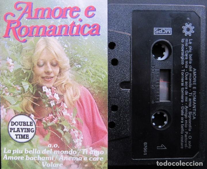 AMORE E ROMANTICA (Música - Casetes)