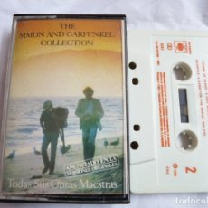 Casetes antiguos: CASETE, CASSETTE THE SIMON AND GARFUNKEL COLLECTION REF: 4-3. Lote 161366958