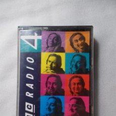 Casetes antiguos: BBC RADIO 4 - TONY ROBINSON`S GUIDE TO RADIO 4. Lote 161732154