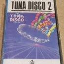 Casetes antiguos: TUNA DISCO 2 / TUNA DISCO / MC - HISPAVOX-1985 / PRECINTADO. Lote 161766126
