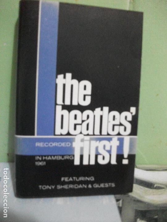 THE BEATLES - FIRST! IN HAMBURG 1961 (CASSETTE POLYDOR 1988) ESPAÑA (Música - Casetes)