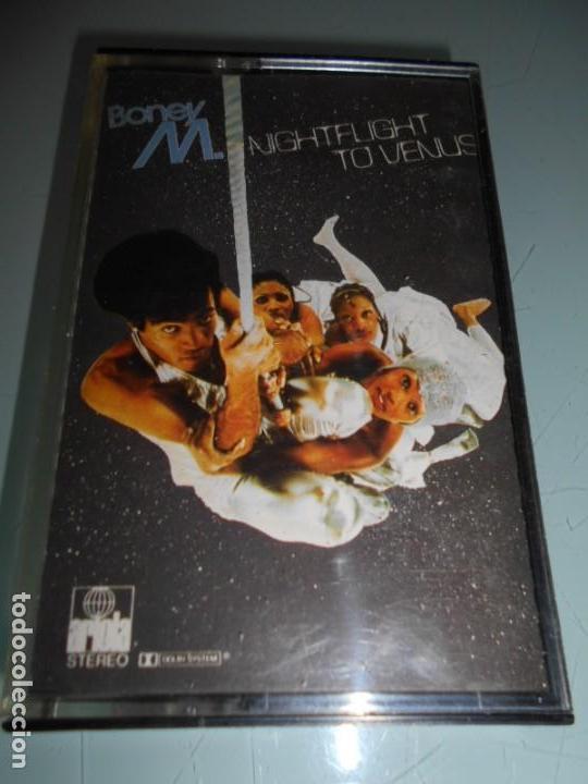 CASETE 1978 - BONEY M. - NIGHTFLIGHT TO VENUS (Música - Casetes)