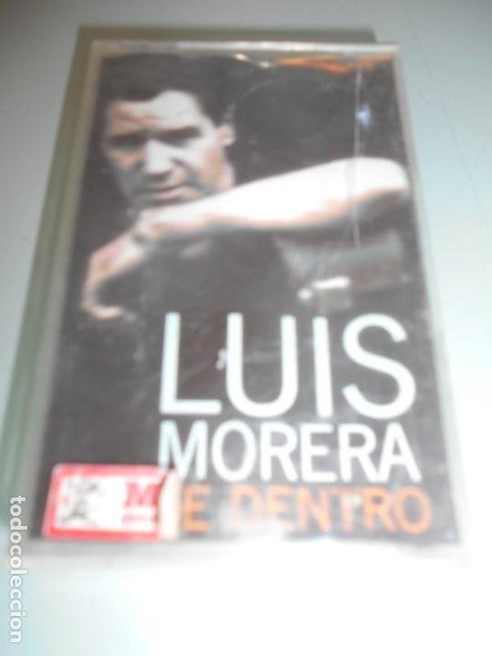 CASETE 2002 - LUIS MORERA - DESDE DENTRO (Música - Casetes)