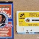 Casetes antiguos: JUANITO MARAVILLAS / FANDANGUILLOS / MC - SOMBRERO-1980 / CALIDAD LUJO.. Lote 164839778