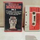 Casetes antiguos: ANTIGUA CASETE LO MEJOR DE MEXICO VOLUMEN 3 JORGE NEGRETE ETC VER FOTOS BUEN ESTADO. Lote 165333594