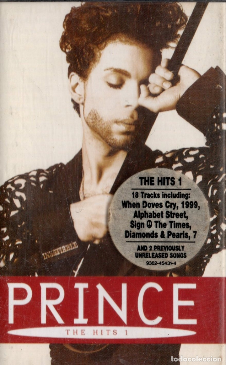 Prince  the hits 1  case-16601 - Sold through Direct Sale