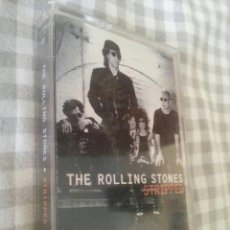Casetes antiguos: THE ROLLING STONES - STRIPPED. Lote 167053316