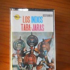 Casetes antiguos: LOS INDIOS TABAJARAS -TABA-JARAS-. SELLO TRAMA. 1972. CASETE -CASSETTE-. BUEN ESTADO. Lote 167463044