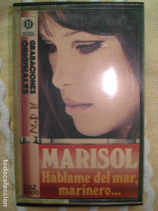 CASETE MARISOL, HABLAME DEL MAR MARINERO (Música - Casetes)
