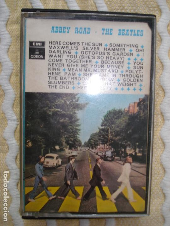 CASETE , THE BEATLES, ABBEY ROAD (Música - Casetes)