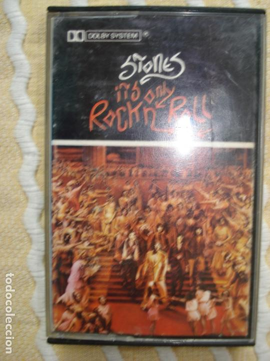 ROLLING STONES IT´S ONLY ROCKN ROLL, CASETE (Música - Casetes)
