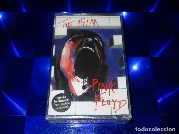 PINK FLOYD ( THE FILM / UNRELEASED VERSIONS FROM THE MOVIE THE WALL ) - CASSETTE - PRECINTADA (Música - Casetes)