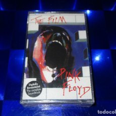 Casetes antiguos: PINK FLOYD ( THE FILM / UNRELEASED VERSIONS FROM THE MOVIE THE WALL ) - CASSETTE - PRECINTADA. Lote 168102472